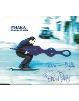 Ithaka | Seabra is Mad [CD Single]