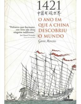 1421 - O Ano Em Que a China Descobriu o Mundo | de Gavin Menzies