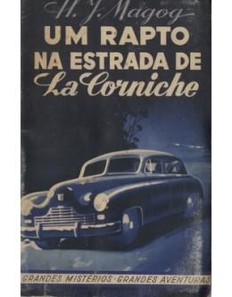 Um Rapto na Estrada de «La Corniche» | de H. J. Magog