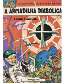 As Aventuras de Blake e Mortimer - A Armadilha Diabólica | de Edgar P. Jacobs