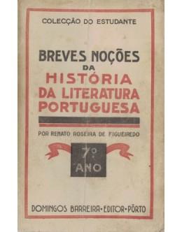 Breves Noções da História da Literatura Portuguesa | de Renato Roseira de Figueiredo