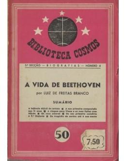 A Vida de Beethoven | de Luiz de Freitas Branco