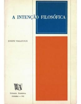 A Intenção Filosófica | de Joseph Vialatoux