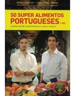 50 Super Alimentos Portugueses (+10!)   de Pedro Carvalho e Vitor Hugo Teixeira