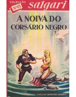 A Noiva do Corsário Negro | de Emílio Salgari