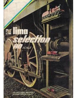 Lima Selection Ho Scale