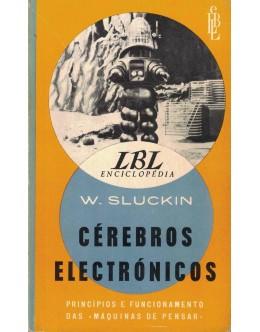 Cérebros Electrónicos   de W. Sluckin