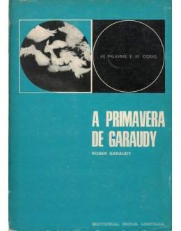 A Primavera de Garaudy | de Roger Garaudy