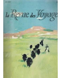 La Revue des Voyages - N.º 25 - Ete 1957