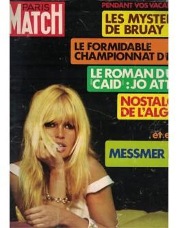 Paris Match - N.º 1213 - 5 Aout 1972