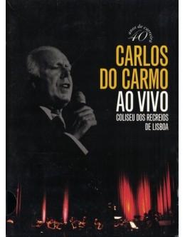 Carlos do Carmo | Ao Vivo - Coliseu dos Recreios de Lisboa [DVD]