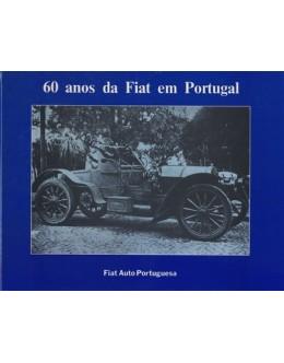 60 Anos da Fiat em Portugal | de J. C. Barros Rodrigues