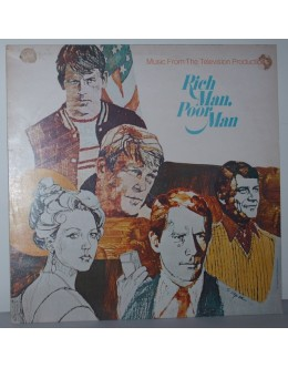 Alex North | Rich Man, Poor Man (Music From The Television Production) [LP]