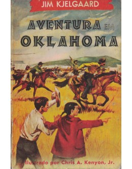 Aventura em Oklahoma | de Jim Kjelgaard