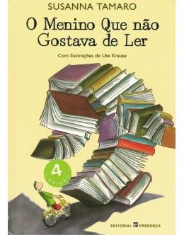 O Menino Que Não Gostava de Ler | de Susanna Tamaro