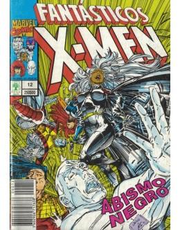 Fantásticos X-Men N.º 12