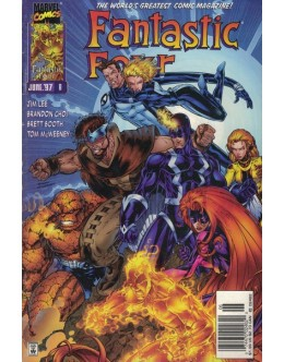 Fantastic Four - Vol. 2 - N.º 8