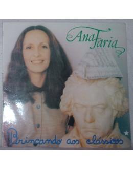Ana Faria | Brincando aos Clássicos [LP]
