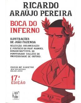 Boca do Inferno | de Ricardo Araújo Pereira