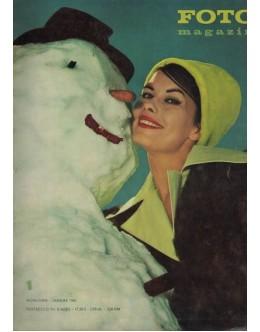 Foto Magazin - N.º 1 - Januar 1961