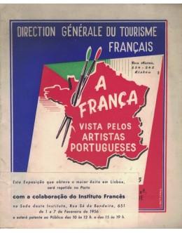 A França Vista Pelos Artistas Portugueses