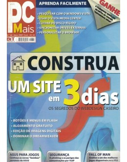 PC Mais - N.º 60 - Maio 2007