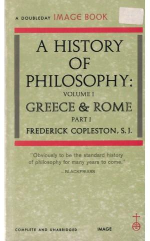 A History of Philosophy - Volume 1 Part I | de Frederick Copleston