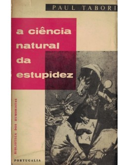 A Ciência Natural da Estupidez   de Paul Tabori