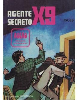 Acção - Agente Secreto X-9 - N.º 2