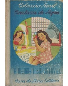 A Menina Insuportável | de Condessa de Ségur