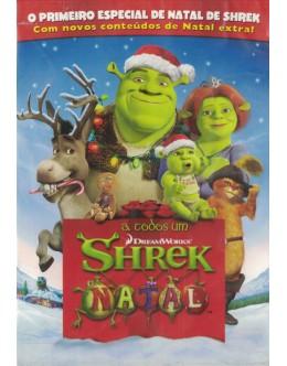 A Todos um Shrek Natal [DVD]