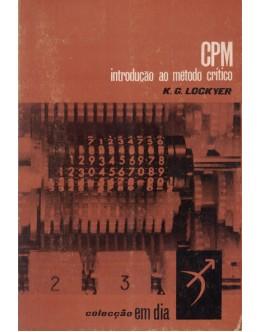 CPM - Introdução ao Método do Caminho Crítico   de K. G. Lockyer