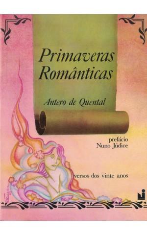 Primaveras Românticas | de Antero de Quental