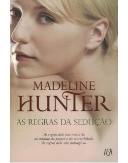 As Regras da Sedução | de Madeline Hunter