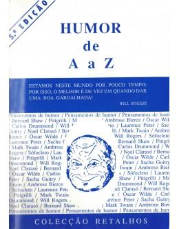 Humor de A a Z | de Nunes dos Santos