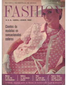 Fashion Tomo 3 - N.º 2 - Abril-Junio 1968