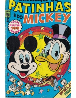 Almanaque do Patinhas e do Mickey N.º 2