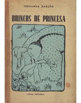 Brincos de Princesa | de Fernanda Garção