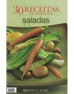 30 Receitas em 30 Minutos - Saladas