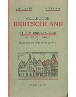 Collection Deutschland: Daheim und Draussen | de L. Bodevin e P. Isler