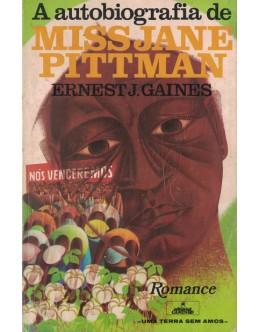 A Autobiografia de Miss Jane Pittman | de Ernest J. Gaines