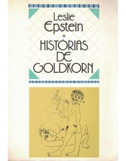 Histórias de Goldkorn   de Leslie Epstein