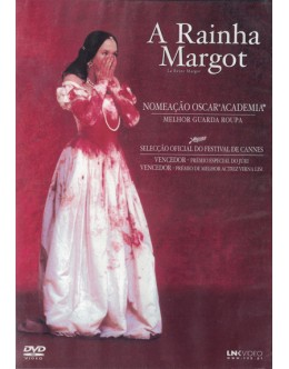 A Rainha Margot [DVD]