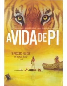 A Vida de Pi [DVD]