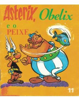 Astérix, Obélix e o Peixe | de Goscinny e Uderzo