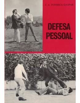 Defesa Pessoal | de J. A. Fonseca Gaspar