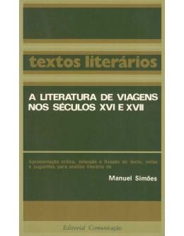 A Literatura de Viagens nos Séculos XVI e XVII | de Manuel Simões
