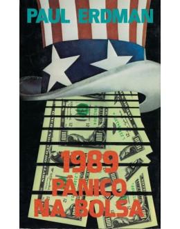 1989 - Pânico na Bolsa | de Paul Erdman