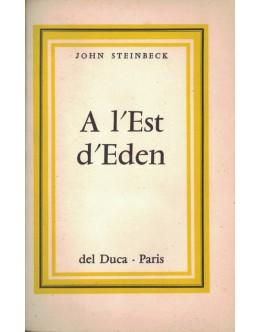 A l'Est d'Eden | de John Steinbeck