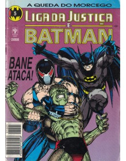Liga da Justiça e Batman N.º 5